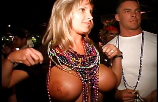 Veronica, Cyndi փոխադարձ ներգրավումը մեծ հետաքրքիր պոռնո չորս հսկա boobs.