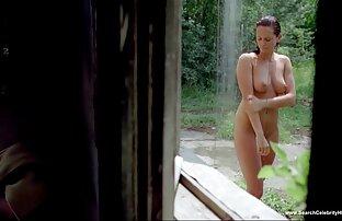 Երկու փոստարար պոռնո խցանում ֆիլմեր ստանում երկու անցքեր մեծ շագանակագույն